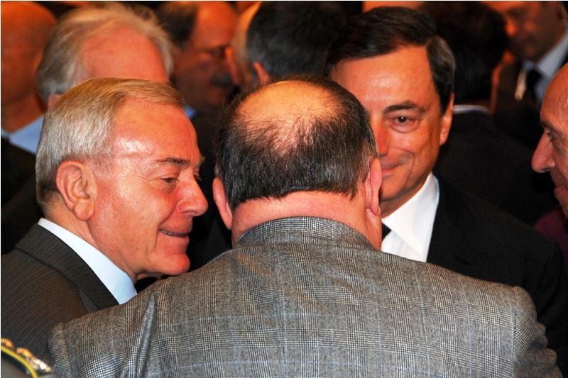 Letta e Draghi