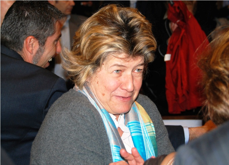 Susanna Camusso, Vice segretario Cgil