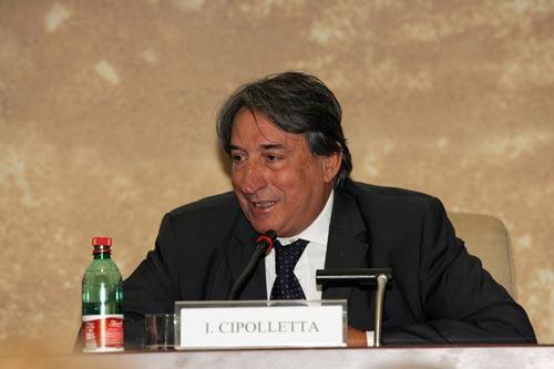 Innocenzo Cipolletta, presidente delle FF.SS.