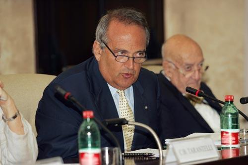 Luigi Abete, Presidente della Banca Nazionale del Lavoro (BNL)