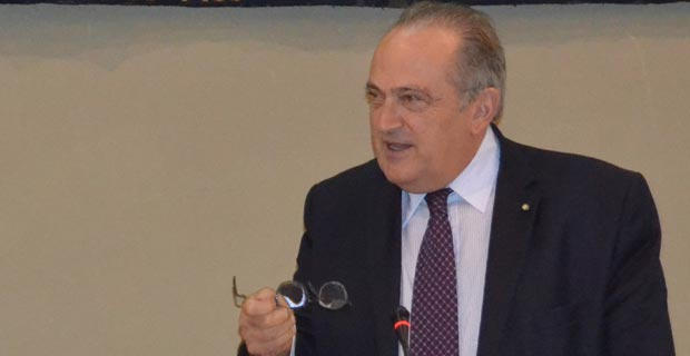 Luigi Abete Presidente della BNL