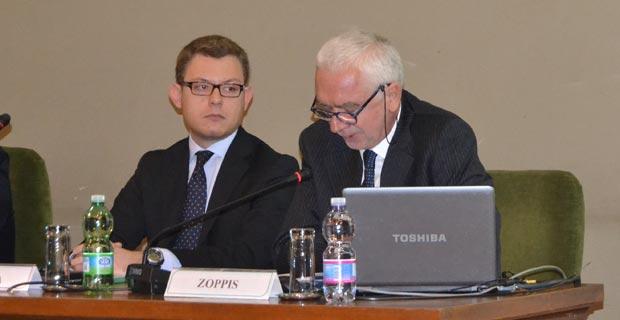 Fabrizio Goria e Giuliano Zoppis