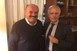 Il Club dell'Economia incontra Oscar Farinetti, Presidente Eataly Spa