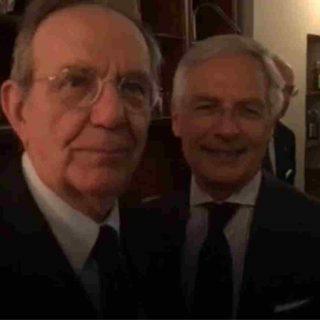 Il Club dell'Economia  incontra il Ministro dell'Economia Pier Carlo Padoan