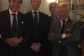 Angelo Trocchia (AD Unilever) e  Lorenzo Tavazzi (Studio Ambrosetti) – 20 luglio 2017