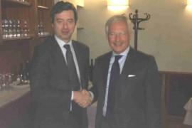 Il Club dell'Economia incontra il Ministro della Giustizia Andrea Orlando