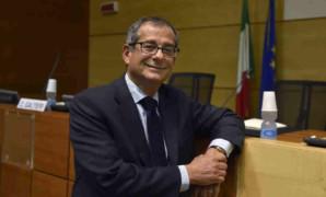 Giovanni Tria, Ministro dell'Economia – mercoledì 19 settembre 2018 h.13,30
