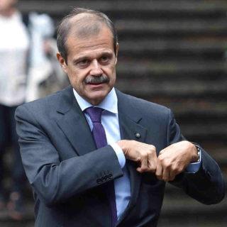 Giampiero Massolo, Presidente Fincantieri – martedì 12 febbraio 2019 h.13,15